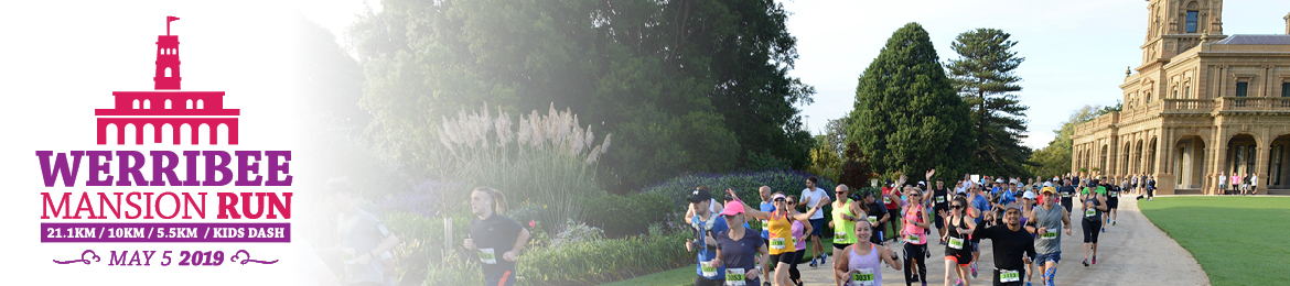 Werribee Mansion Run 2019