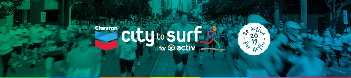 Chevron City to Surf for Activ 2019