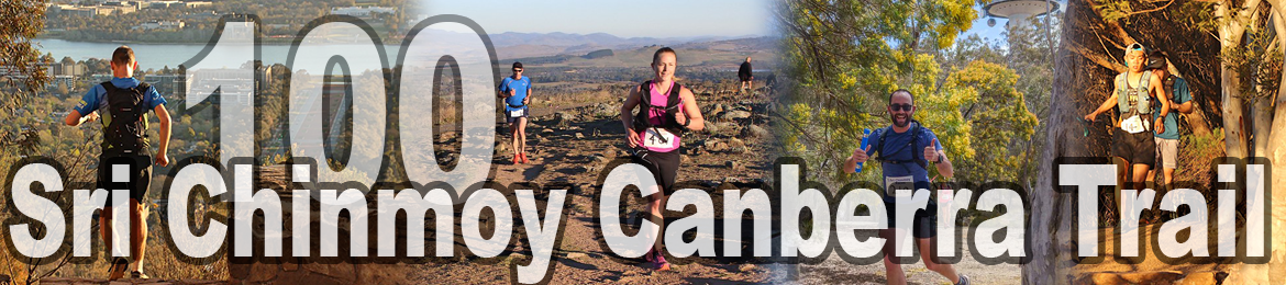 Sri Chinmoy Canberra Trail 100