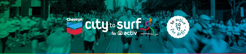 Chevron City to Surf for Activ 2019 - Karratha