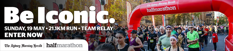 The 2019 Sydney Morning Herald Half Marathon