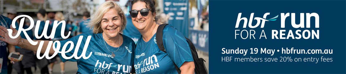 2019 HBF Run for a Reason