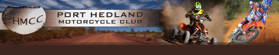 2019 Port Hedland Motorcycle Club Membership