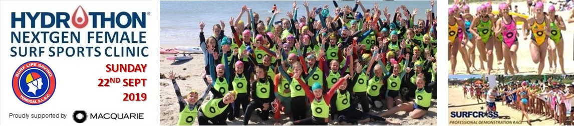 Central Coast Hydrothon All Female Clinic