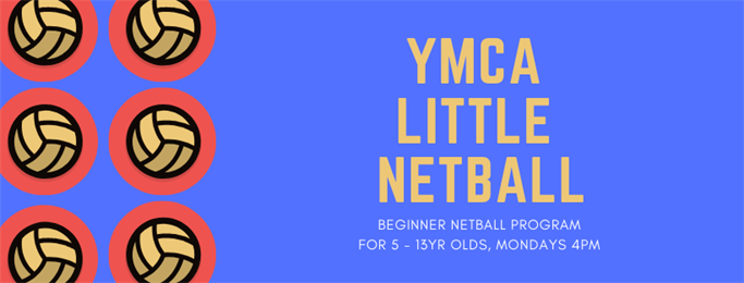 Term 2 YMCA Little Netball