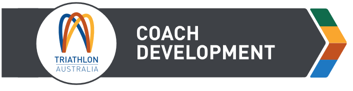 2020 Triathlon Australia Development Coach