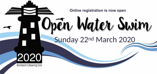 Bonbeach Open Water Swim 2020