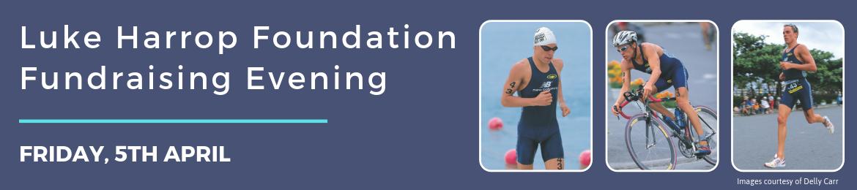 Luke Harrop Foundation Fundraising Evening
