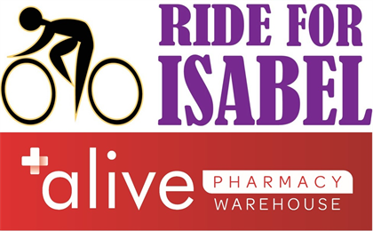 Ride For Isabel 2019 - 10th Anniversary - 28/07/19