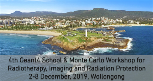 2019 Geant4 School and Monte Carlo Workshop