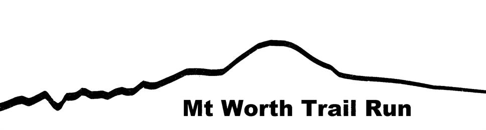 Mt Worth Trail Run 2019