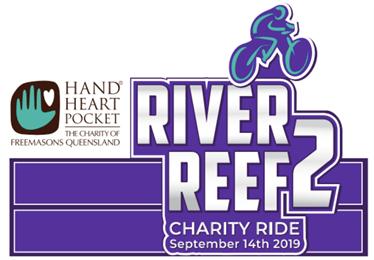 Hand Heart Pocket River 2 Reef Ride 2019