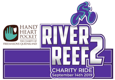 Hand Heart Pocket River 2 Reef Ride 2019
