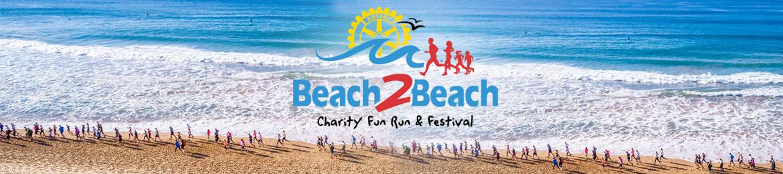 Beach2Beach Charity Fun Run & Festival 2019