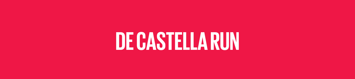 DE CASTELLA RUN 2019