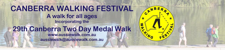 2020 Canberra Walking Festival