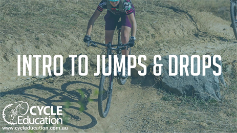 Intro to Jumps & Drops - Stromlo (3hrs)