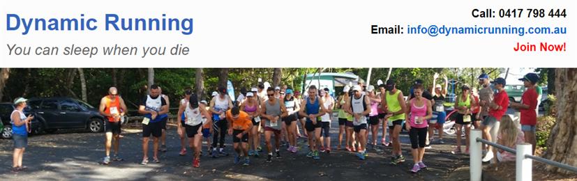 Race #3 Dynamic in a Dress 21.1km, 10km, 5km, 3km