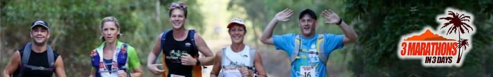 Tailwind Nutrition 3 Marathons in 3 Days