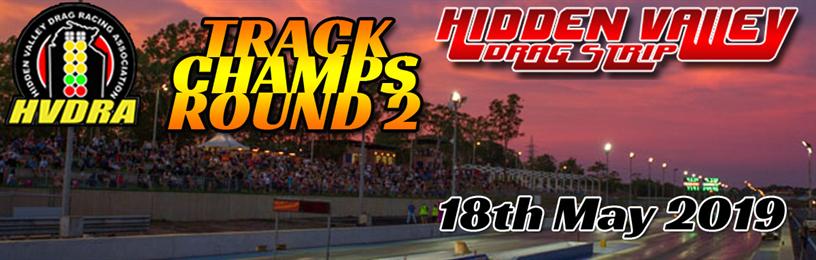 2019 Track Championship Round 2