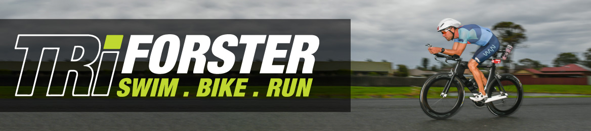 Forster Triathlon  October 2019