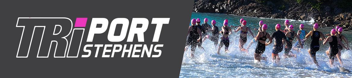 Port Stephens Triathlon 2020