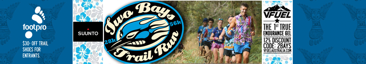 Two Bays Trail Run