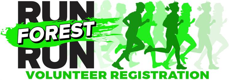 Volunteer Rego - Run Forest Run 2019