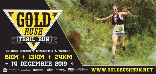 Gold Rush Trail Run 2019