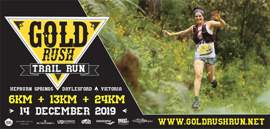 Gold Rush Trail Run 2019