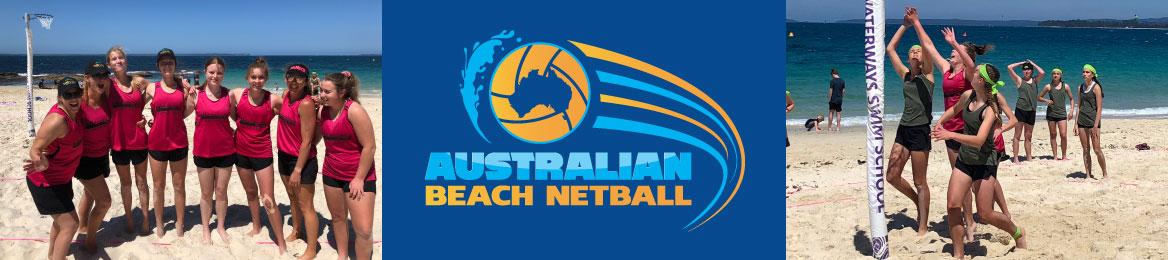 Beach Netball - Terrigal 2019