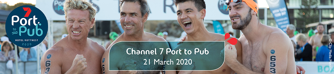 2020 Channel 7 Port to Pub with Hotel Rottnest