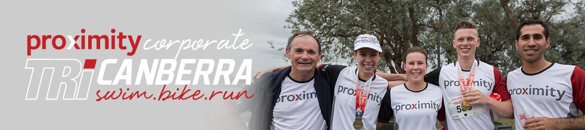 Corporate & Community Tri - Canberra 2020