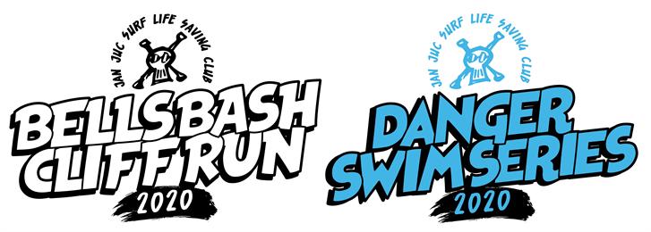 2020 Danger Swim Series & Bells Bash Cliff Runs
