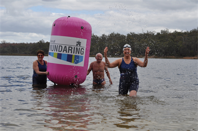33rd Lake Leschenaultia Open Water Swim