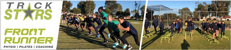 Trackstars: Term 4, 2019 Coolbinia Primary School