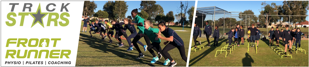 Trackstars: Term 4, 2019 Oberthur PS