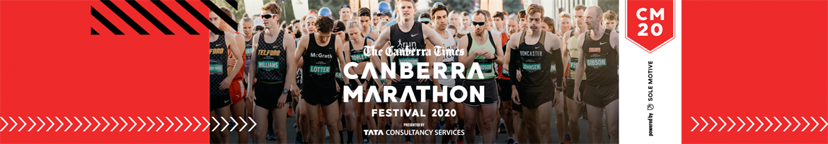The Canberra Times Marathon Festival - #TeamTCS