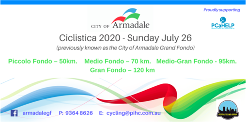 City of Armadale Ciclistica 2020