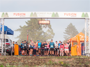 Frost Forest Run Fest 2020
