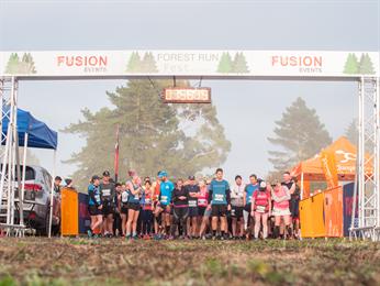 Moonlight Marathon Forest Run Fest 2020