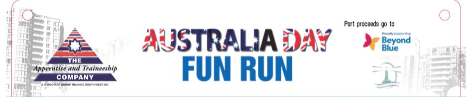 2020 Australia Day Fun Run