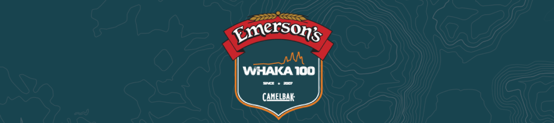 Emerson's Whaka100 2020
