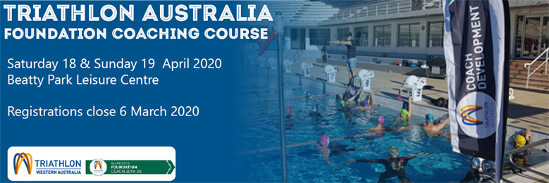 2020 FOUNDATION COACHING COURSE