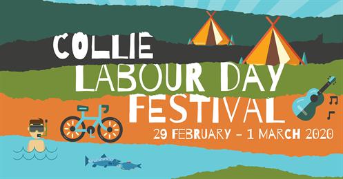 Collie Labour Day Festival - River Swim