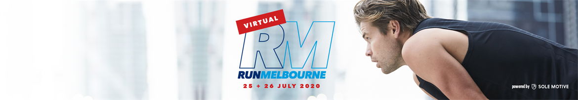 Run Melbourne Virtual.
