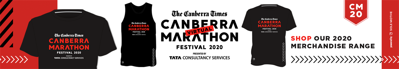 Canberra Times Marathon Festival Virtual.