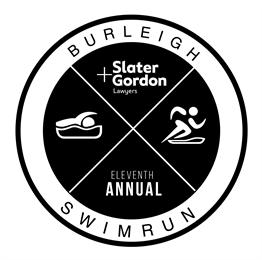 11th Slater+Gordon Burleigh Swim Run Challenge