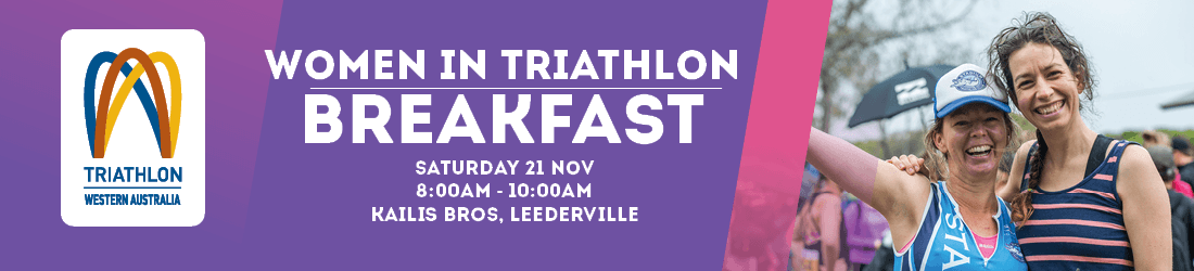 Women in Triathlon Breakfast