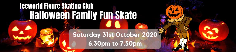 IFSC Halloween Family Fun Skate 2020